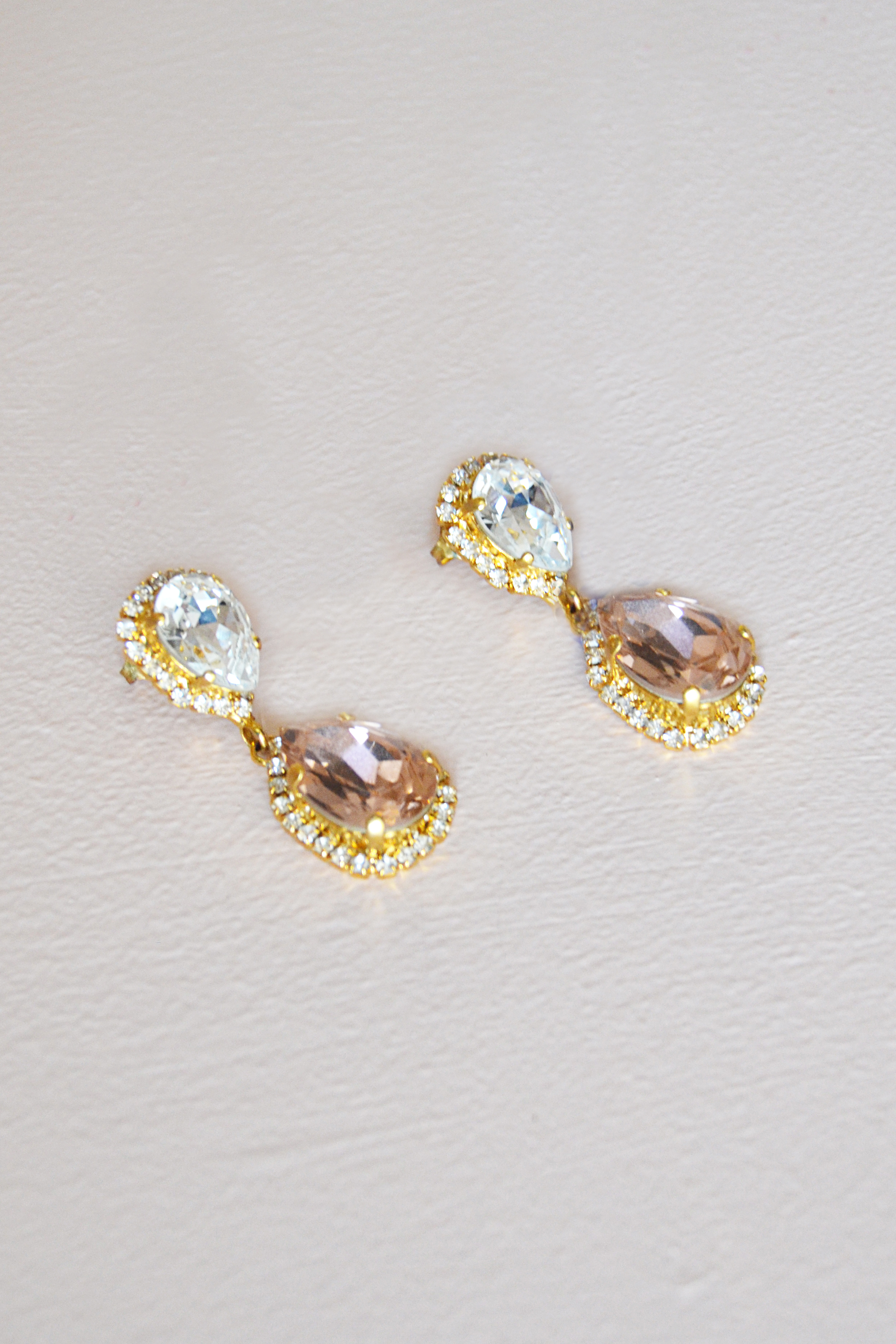Blush Pink Chandelier Earrings Return To Previous Page Bug Fix Next